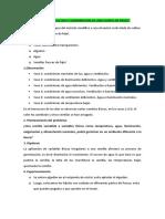 FICHA DE INDAGA - GERMINACION DE FRIJOL