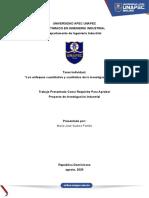 """Tarea Individual """"Los enfoques cuantitativo y cualitativo de la investigación científica"""""""