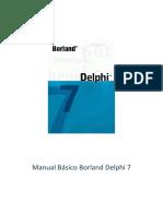 Conceptos y ejercicios en DELPHI 7