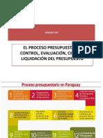 El Proceso Presuuestario en Paraguay.