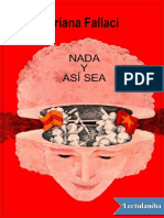 Nada y asi sea - Oriana Fallaci.pdf