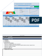 MODELO - PROJECT MANAGEMENT DASHBOARD
