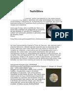 satelites -  Resumo