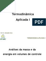 Tópico 05 - Análises de massa e energia de sistemas abertos.pdf