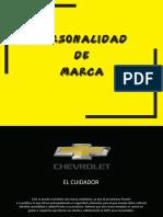 IDENTIDAD DE MARCA SEMIOLOGÍA