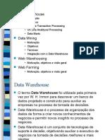 DataWarehouseNaWeb