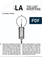 Tesla the Lost Inventions