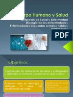 Clase 7 Cuerpo Humano y Salud