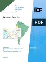 Resumen Ejecutivo. Informe Final de la Auditoría Ambiental y Social Independiente (AASI) del Proyecto Camisea