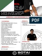 Folder Bastão