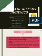 MAPA DE RIESGOS HIGIENICO
