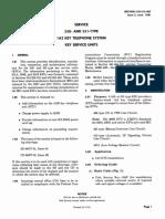 Western Electric 1A2 KSU Manual