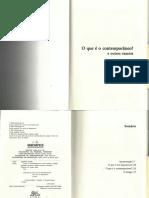 Agamben O que é o contemporâneo.pdf