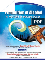 Prohibition of Alcohol in the light of the Holy Quran by Hazrat Maulana Shah Hakeem Muhammad Akhtar Saheb (db)