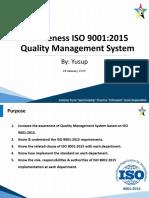 ISO 9001-QMS