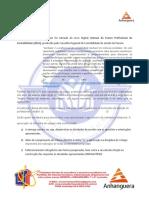 Estagio Supervisionado Plano - Covid 19 ESTÁGIO SUPERVISIONADO BACHARELADO EM CIÊNCIAS CONTÁBEIS . (66) 9.9694-5762