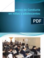Los Trastornos de Conducta en niños y adolescentes.pptx