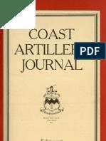 Coast Artillery Journal - Feb 1926