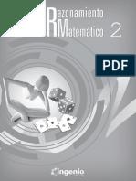 Razonamiento matemático_2°