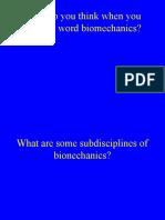 Bone Kinematics