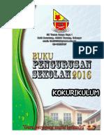 Buku Pengurusan Kokurikulum 2016