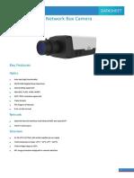 UNV IPC568E-G 4K Ultra-HD SFP Network Box Camera V2.8