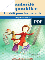 autorite et enfants