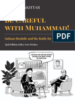 Preview With Cover Be Careful With Muhammad 2nd Edition 2020 Shabbir Akhtar