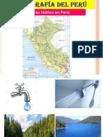 hidrografa del Peru