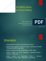 AUDIOLOGÍA OCUPACIONAL2019