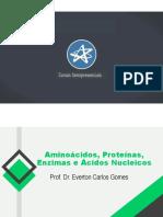 Aula 3 - Carboidratos - Prof. Everton Gomes