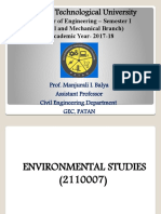 ES-LEC-1_Introduction to Environment and Environmental Studies.pptx