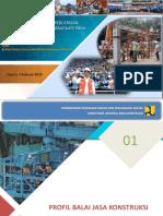 Presentasi Rapat Koordinasi Percepatan Sertifikasi SKA MUDA PT pak riky