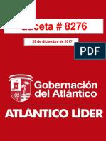 gaceta8276