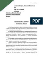 Ficha 1 de cátedra de Didáctica Gral Prof. Del Regno ENSL SBS CABA 2020.pdf