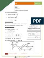 Cours - Physique - Mecanique forcé - Bac Mathématiques (2016-2017) Mr Afdal Ali