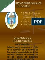 Organismos Reguladores1111