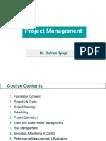 1-Project Management