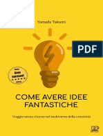 Come avere idee fantastiche ANTEPRIMA - Yamada Takumi.pdf
