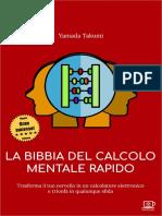 La bibbia del calcolo mentale rapido ANTEPRIMA - Yamada Takumi.pdf