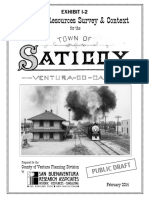 Saticoy Historic Resources Survey