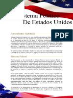8 SISTEMA POLÍTICO DE ESTADOS UNIDOS