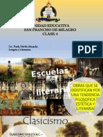 CLASE N4 ESCUELAS LIETRAREAS