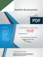 Gestión de proyectos v1.2