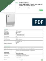 EVlink Smart Wallbox_EVB1A22P4EKI