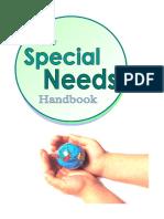 Download All Special Needs Handbook