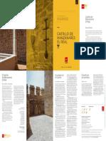 Castillo Manzanares folleto_ES