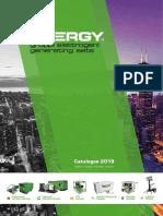 ENERGY Catalogue 2018 IT-EN-FR-DE
