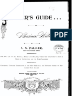 palmer business writing