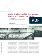 Bolter, Jay David et al. - 'Media Studies, Mobile Augmented Reality, and Interaction Design'.pdf